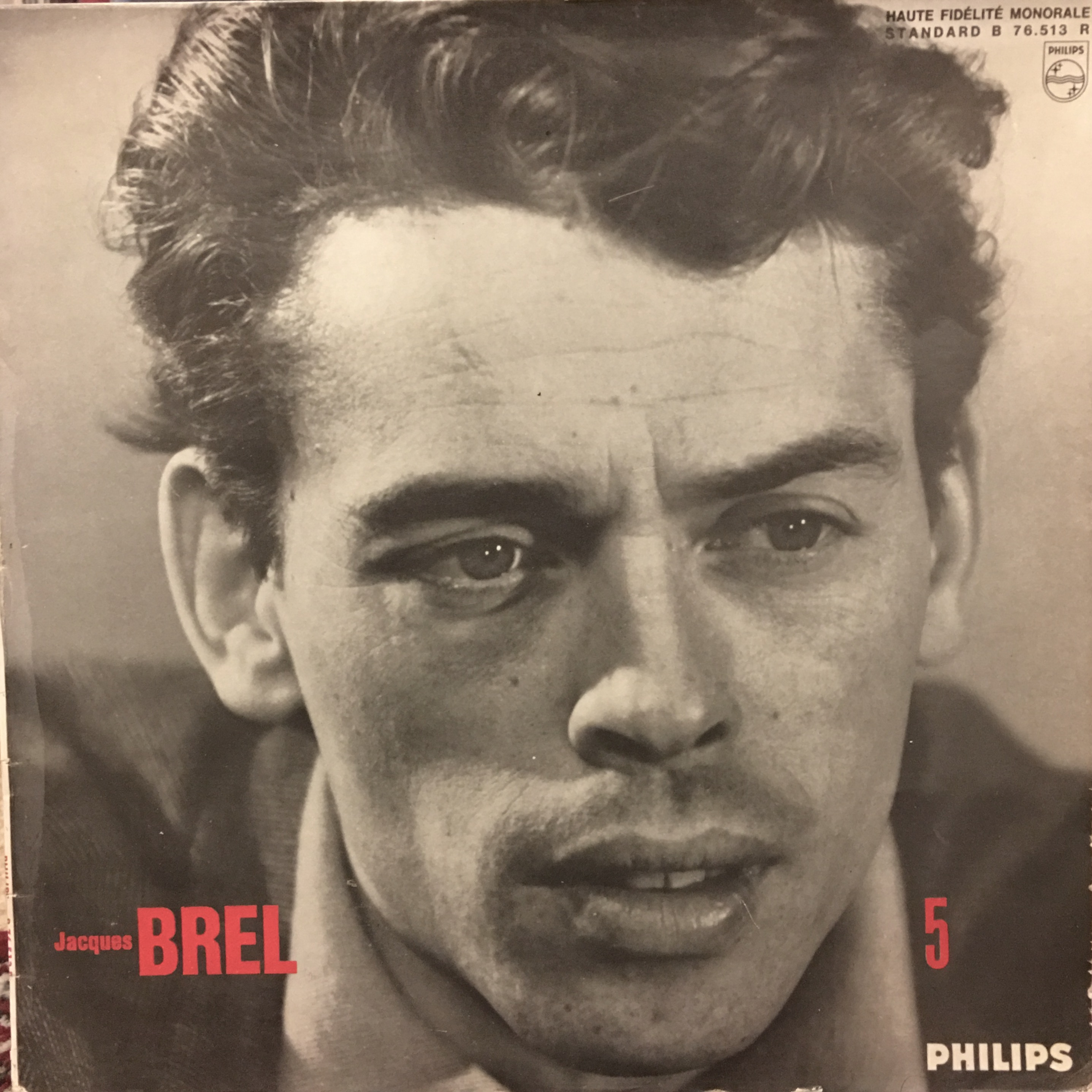 Jacques Brel, No. 5 (Marieke)