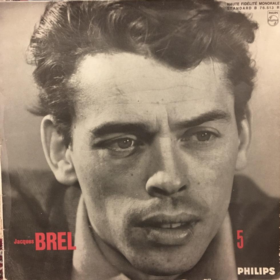 Jacques Brel Marieke Album 1965
