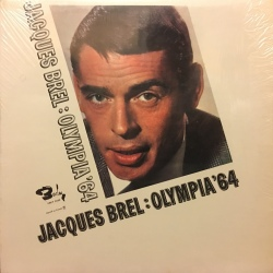 Jacques Brel's Live At The Paris Olympia, 1964, Contained The Iconic Song 'Amsterdam'
