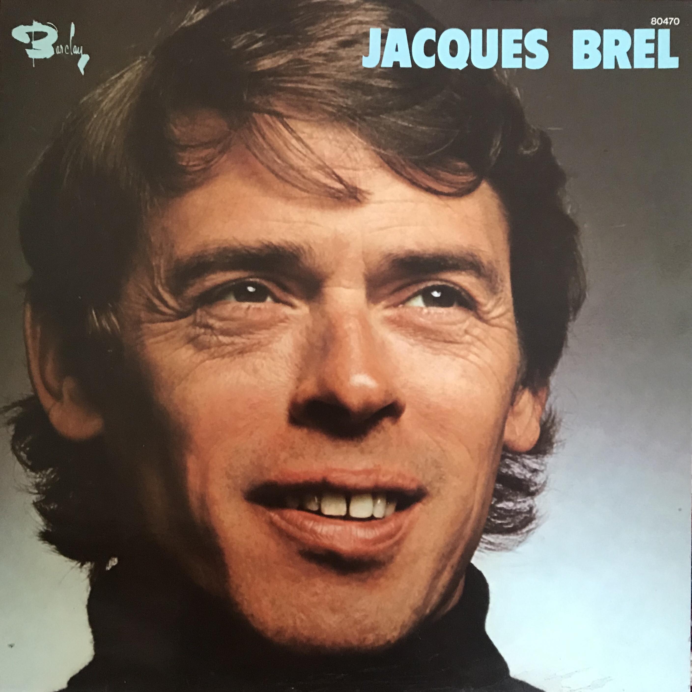 Jacques Brel, Ne Me Quitte Pas, 1972