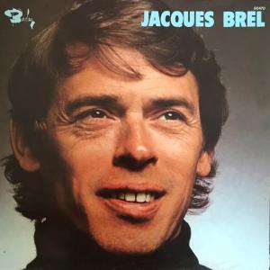 Jacques Brel Vinyl Album Ne Me Quitte Pas