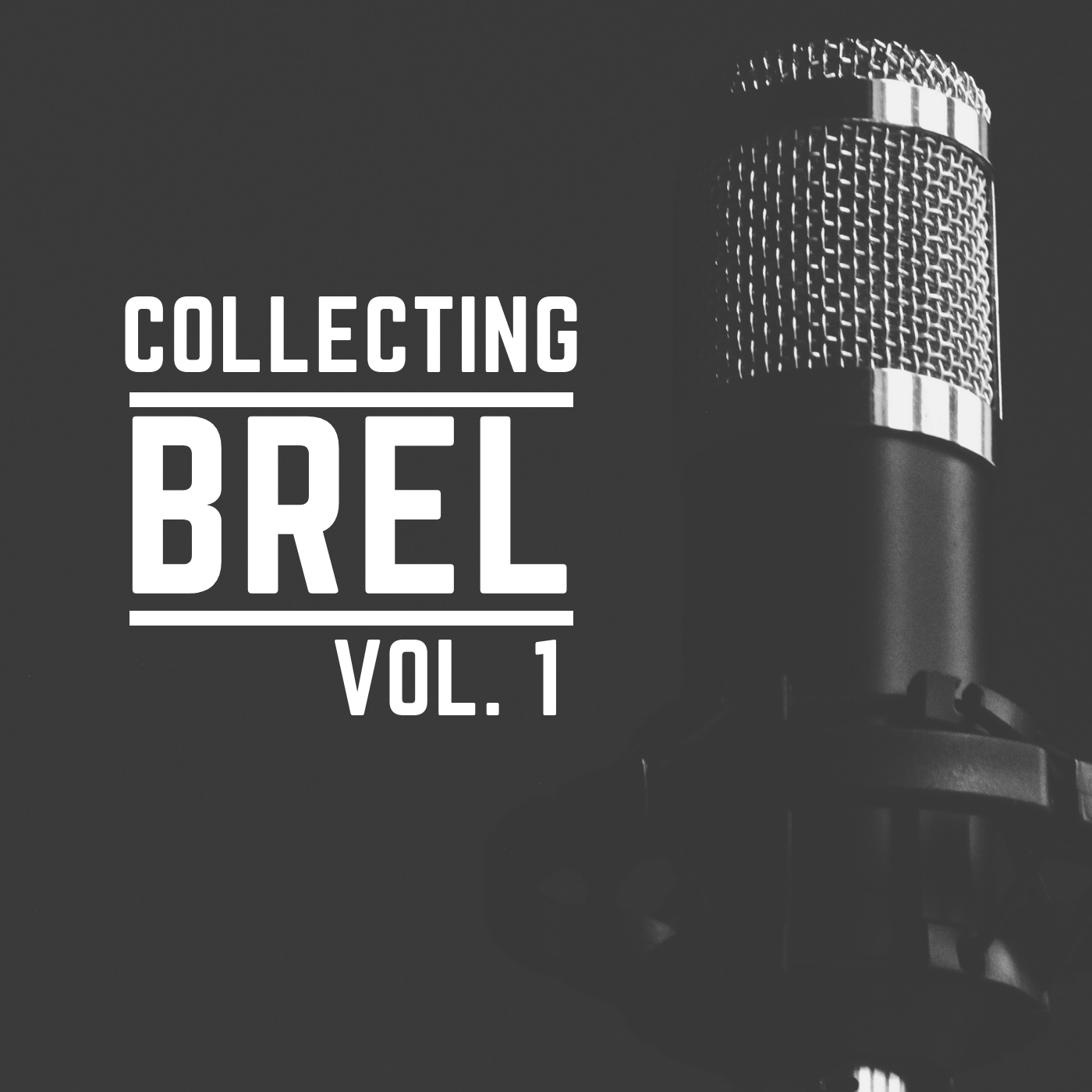 Collecting Brel Album Cover